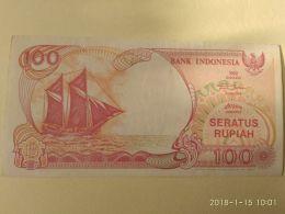 100 Rupiah 1992 - Indonésie