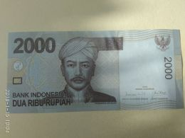 2000 Rupiah 2009 - Indonesia