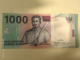 1000 Rupiah 2013 - Indonesia