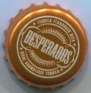 CAPSULE-BIERE-FRA-BRASSERIE FISCHER Desperados Orange Métal - Beer