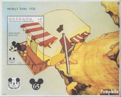 Grenada Block352 (kompl.Ausg.) Postfrisch 1993 Walt-Disney-Figur Micky Maus - Grenada (1974-...)