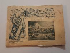 Troyes 1er Bataillon De Chasseurs à Pied 1908 - Other