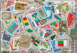 Vereinte Nationen (UNO) Briefmarken-500 Verschiedene Marken - Briefmarken