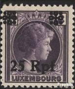 Luxemburg (Dt.Bes.2.WK.) 26 Gestempelt 1940 Aufdruckausgabe - Besetzungen 1938-45