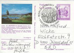 Postmark: World Assembly On Aging. 1982.  Wien  Austria    B - 1275. - Health