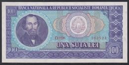 Romania 100 Lei 1966 UNC - Romania