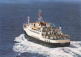 "Belle-Ile-en-Mer 56 - Bâteau Ferry ""Le Guerveur"" - Belle Ile En Mer"