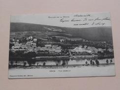Fépin - Vue Générale / Vallée De La Meuse ( Charpentier-Richard ) Anno 1902 ( Voir Photo Detail ) !! - Charleville