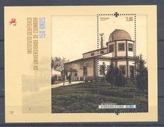 Año 2014 Nº 3971 Instituto Geofisico De Coimbra - Hojas Bloque