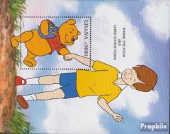 Ghana Block309 (kompl.Ausg.) Postfrisch 1996 Walt-Disney-Zeichentrickfilme - Ghana (1957-...)