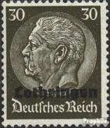 Lorraine (Allemand.occ.2.wk.) 11 Oblitéré 1940 Hindenburg - Besetzungen 1938-45