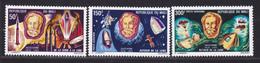 MALI AERIENS N°   90 à 92 ** MNH Neufs Sans Charnière, TB (D4440) Cosmos, Jules Verne, Précurseur De L'espace - Mali (1959-...)