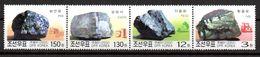 Serie Nº 3196/9 Corea. - Minerals