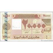 TWN - LEBANON 87a - 20000 20.000 Livres 2004 Prefix C0/6 UNC - Lebanon
