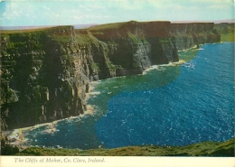 THE CLIFFS OF MOHER  CLARE - Clare