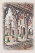 Carte Postale       BARRE  DAYEZ   BEAUVAIS    LE CLOITRE     2047 J - Beauvais