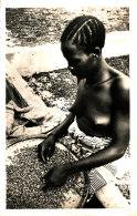 AJ 521 /C P S M  -  BURKINA  - FEMME MOSSI - Burkina Faso