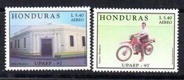 Serie Nº A-959/60 Honduras - Honduras