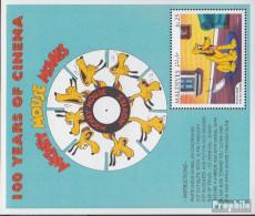 Malediven Block375 (kompl.Ausg.) Postfrisch 1996 Walt-Disney-Figuren - Maldives (1965-...)