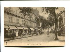 CP - VICHY  (03) RUE LUCAS - Vichy
