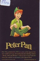 Rare Télécarte Ancienne Japon NEUVE DISNEY * 110-206593 * PETER PAN  (5227)  Japan MINT Phonecard * FILM * CINEMA - Disney