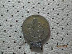 CYPRUS 25 Mils 1976 # 3 - Cyprus
