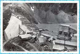 Switzerland. Sion. The `Grand Dixence Dam` - Buildings & Architecture
