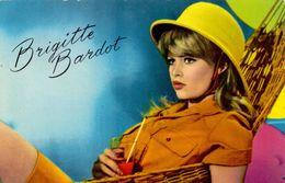 PK - Ciné Cinema Star Bioscoop  Ster Vedette - Brigitte Bardot - Artistes