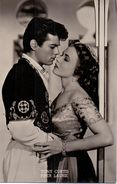 PK - Ciné Cinema Star Bioscoop  Ster Vedette - Tony Curtis & Piper Laurie - Entertainers