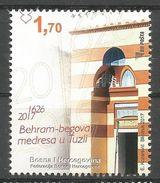 BH-2017-13 METRESA IN TUZLA, BOSNA AND HERZEGOVINA, 1 X 1v, MNH - Bosnie-Herzegovine