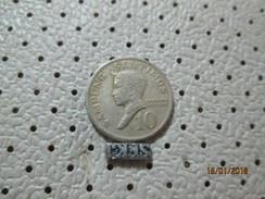 PHILIPPINES 10 Sentimos 1968  # 3 - Philippines
