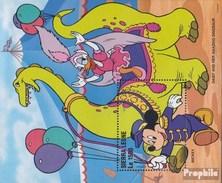 Sierra Leone (completa Edizione) MNH 1996 Walt-Disney-Cifre In Circus - Sierra Leona (1961-...)