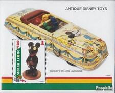Sierra Leone (completa Edizione) MNH 1995 Vecchio Walt-Disney-Giocattoli - Sierra Leona (1961-...)