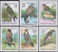 Sahara Ausgabe Der Exilregierung Ohne Gültigkeit Im Int. Postverkehr Nr.59 Postfrisch 1999 Raubvögel - Sahara Espagnol