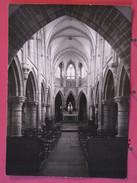 89 - Saint Père Sous Vézelay - Eglise Notre Dame - Intérieur De La Nef - CPSM Excellent état - Scans Recto-verso - Avallon