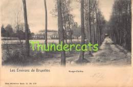 CPA NELS SERIE 11 NO 179 LES ENVIRONS DE BRUXELLES ROUGE CLOITRE - Auderghem - Oudergem