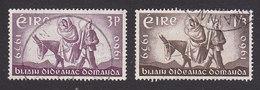 Ireland, Scott #173-174, Used, Christmas, Issued 1960 - 1949-... République D'Irlande