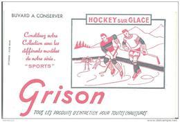 Buvard - Grison Sport Hockey Sur Glace - Blotters