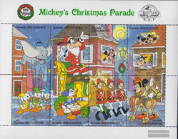 Grenada-grenadines 1101-1108 Sheetlet (complete.issue.) Unmounted Mint / Never Hinged 1988 Walt-Disney-Figures: Micky Ma - Grenada (1974-...)