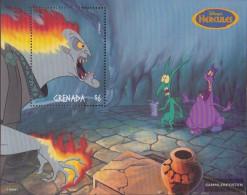Grenada Block489 (complete.issue.) Unmounted Mint / Never Hinged 1998 Walt-Disney-Zeichentrickfilm - Grenada (1974-...)