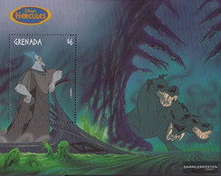 Grenada Block488 (complete.issue.) Unmounted Mint / Never Hinged 1998 Walt-Disney-Zeichentrickfilm - Grenada (1974-...)