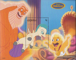 Grenada Block487 (complete.issue.) Unmounted Mint / Never Hinged 1998 Walt-Disney-Zeichentrickfilm - Grenada (1974-...)