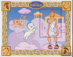 Grenada Block468 (complete.issue.) Unmounted Mint / Never Hinged 1997 Walt-Disney-Zeichentrickfilm - Grenada (1974-...)