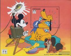 Grenada Block379 (complete.issue.) Unmounted Mint / Never Hinged 1994 Walt-Disney-Zeichentrickfilm - Grenada (1974-...)