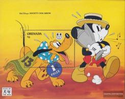 Grenada Block377 (complete.issue.) Unmounted Mint / Never Hinged 1994 Walt-Disney-Zeichentrickfilm - Grenada (1974-...)