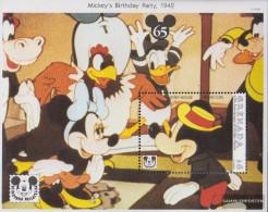 Grenada Block351 (complete.issue.) Unmounted Mint / Never Hinged 1993 Walt-Disney-FIG Micky Maus - Grenada (1974-...)