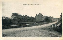 PRESSIGNY - Frankreich