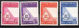 Serie Nº 81/4 Vietnam S. - Vietnam