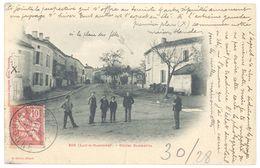 Cpa Sos - Cours Gambetta - Autres Communes