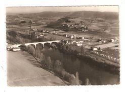 CPA 46 LOT Vue Générale Cours D'eau Pont Maisons 1963 - Other Municipalities